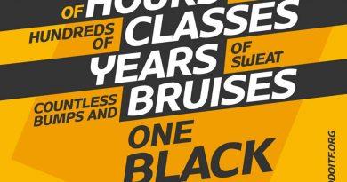 BLACKBELT TRAINING ON SUNDAY 1ST SEPTEMBER, 10.00, KENTON SCHOOL